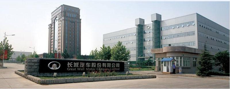 【长城汽车股份有限公司】DN125国标橡胶膨胀节